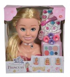 Duża głowa Księżniczki do stylizacji