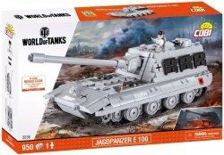Cobi Klocki Klocki World of Tanks Jagdpanzer E 100
