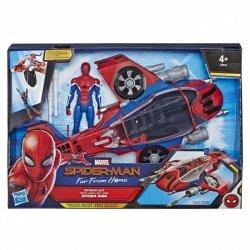 Hasbro Figurka Spider-Man Daleko od domu, Pojazd Spider-Mana