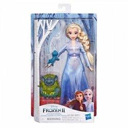 Hasbro Lalka z akcesoriami Kraina Lodu 2 (Frozen 2), Elsa