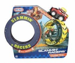 Little Tikes Zestaw kaskaderski SLAMMIN RACERS Turbo Tire