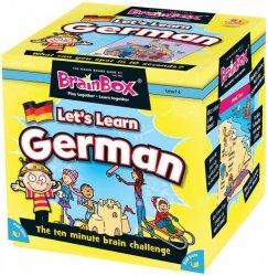 Albi Gra BrainBox Lets Learn Gerrman