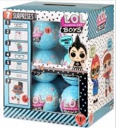 Figurki L.O.L. Surprise Boys display 25 sztuk