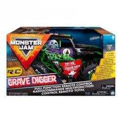 Spin Master Pojazd RC Grave Digger