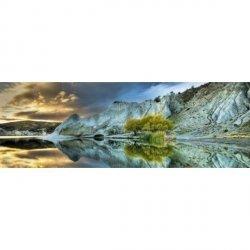 Puzzle 1000 elementów Niebieskie jezioro
