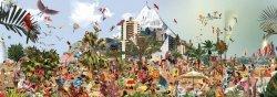 Puzzle 2000 elementów Na plaży