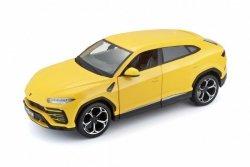 Maisto Model kompozytowy Lamborghini Urus Zółty 1/24