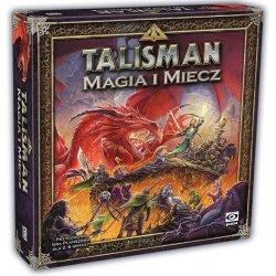Galakta Gra Talisman Magia i Miecz (druga edycja PL)