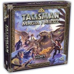 Galakta Gra Talisman Magia i Miecz Dodatek- Gory