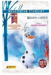 Panini Kolekcja Kolekcja Kraina Lodu Frozen II mega zestaw