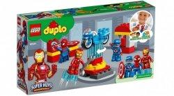 LEGO Klocki DUPLO Laboratorium superbohaterów