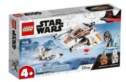 LEGO Klocki Star Wars Śmigacz śnieżny
