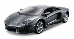 Maisto Model metalowy Lamborghini Aventador 1:24 do składania