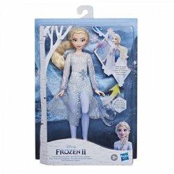 Hasbro Lalka Frozen 2 Magiczna Moc Elsy