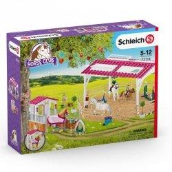 Schleich Zestaw figurek Szkoła jeździecka+akcesoria+ konie