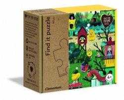 Clementoni Puzzle Znajdź to Jesień
