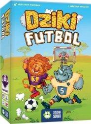 Zielona Sowa Gra Dziki futbol