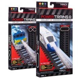 Cobi Zestaw torów Power Trains 2 wzory