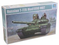 Trumpeter Russian T-72B Mod 1990 MBT