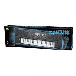 Dromader Keyboard duży z mikrofonem