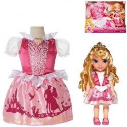 Jakks Pacific Lalka Aurora + sukienka dla dziewczynek
