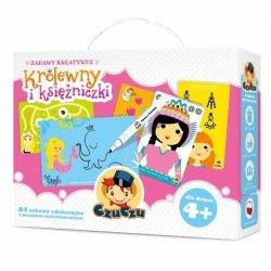 Zestaw edukacyjny Zabawy Kreatywne - Królewny i księżniczki