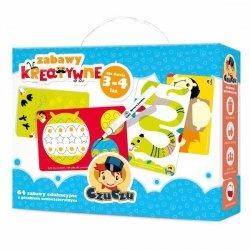 Zestaw edukacyjny Zabawy Kreatywne Od 3 do 4 lat