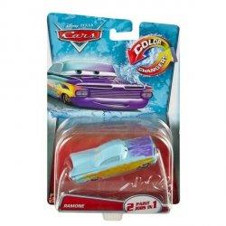 Mattel Samochód zmieniający kolor Auta Roman