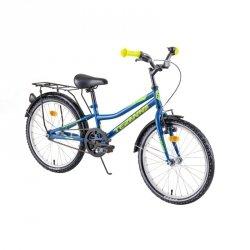 """Rower dziecięco-młodzieżowy DHS Teranna 2001 20"""" - model 2019 Kolor Niebieski"""
