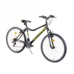 "Damski rower górski Kreativ 2604 26"" - model 2019 Kolor Niebieski"