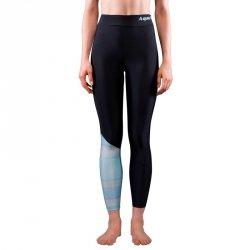 Damskie spodnie do sportów wodnych Aqua Marina Illusion Kolor Czarny, Rozmiar S