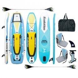 Paddleboard i kajak Aqua Marina Evolution 2w1