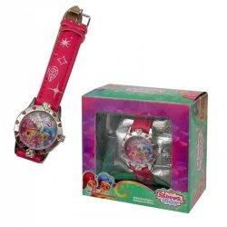 Zegarek na rękę w pudełku prezentowym Shimmer i Shine 01