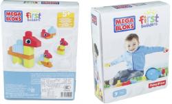 Mega Blocks First Builders - Moje klocki 7 elementów CPC55