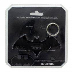 Brelok do kluczy z otwieraczem i śrubokrętem Batman