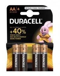 DURACELL Basic AA/LR6 K4 Bateria alkaliczna