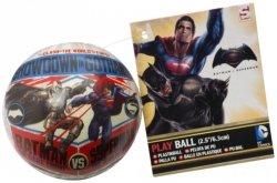 Piłka Batman vs Superman 6,3cm