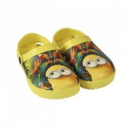 Klapki, sandały Minionki : Rozmiar: - 33