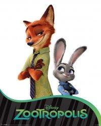 Plakat Zootropolis (CHARACTERS)