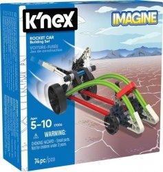 K'nex K'nex Imagine Rakietowy Samochód - zestaw konstrukcyjny