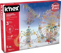 K'nex K'Nex 3w1 Wesołe Miasteczko - zestaw konstrukcyjny