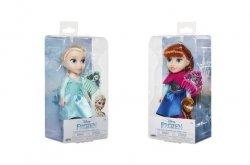 Frozen Kraina Lodu Anna/Elsa + błyszczący grzebień Ast.