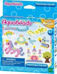 Aquabeads Zestaw pastelowej Bajkolandii