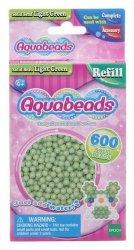 Aquabeads Jasnozielone lite koraliki