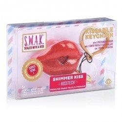 S.W.A.K Interaktywne całuśne usta- brelok Shimmer Kiss
