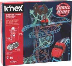 K'nex K'Nex Pajęcza klątwa kolejka górska - zestaw konstrukcyjny