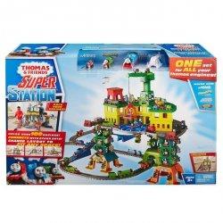 Mattel Tomek i Przyjaciele Super Stacja Zestaw