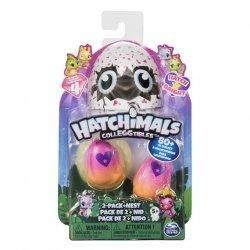 Hatchimals 2-pak z gniazdem S4