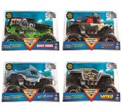 Monster Jam 1:24 Auto kolekcjonera Ast.