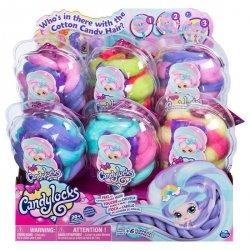 CandyLocks Podstawowa Laleczka Pachnące Włosy Ast.